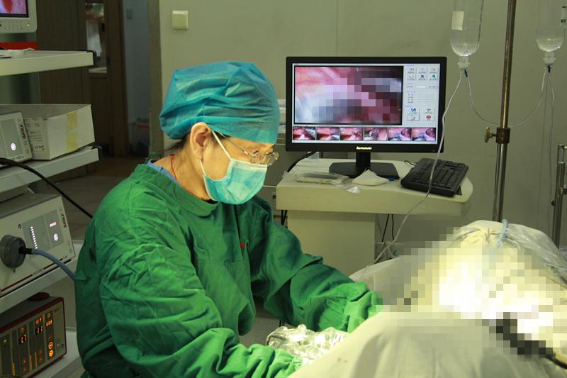 输卵管堵塞10年  杭州红房子治疗3个月就好了