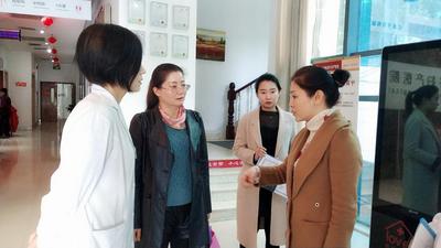 计生组莅临杭州红房子检查 提高计生服务能力水平