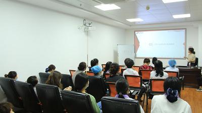 全员学习!杭州红房子开展10月私密爆款项目培训